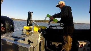FISH4FUN TOUGH DAY JUGGING FOR CATFISH ON TRUMAN LAKE