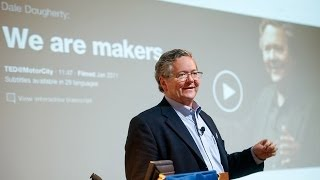 Minner Distinguished Lecture: Dale Dougherty, Maker Media
