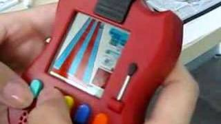 Guitar Hero LCD Game
