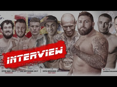 Made 4 The Cage 23 - Carnage - Pre Fight Talk with James Mulheron
