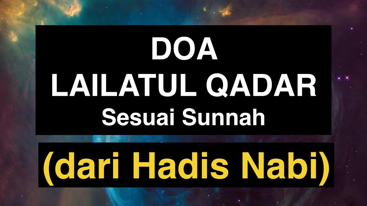 DOA MALAM LAILATUL QADAR PDF DOWNLOAD