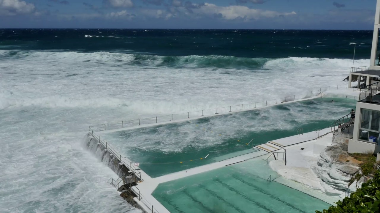 Bondi Beach Icebergs Club Swimming Pool