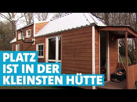 'Tiny Houses' - kleine Häuschen auf Rädern