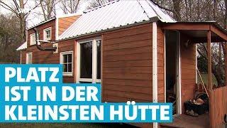 """""""tiny Houses"""" - Kleine Häuschen Auf Rädern"""