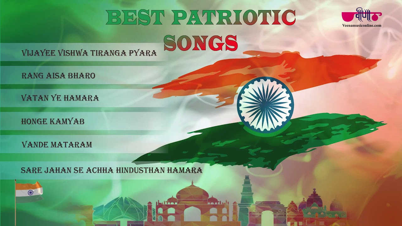 Best Desh Bhakti Songs - 15 August Song | Best Independence Day