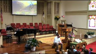 August 29, 2021 Service [Trimmed] at First Baptist Thomson, Streaming License 201531172
