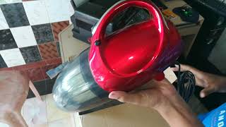 J K 8 Vacuum Cleaner Unboxing | Hindi