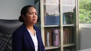 Dr. Gay Jane Perez - ASEAN US Science Prize for Women 2018 finalist Philippines