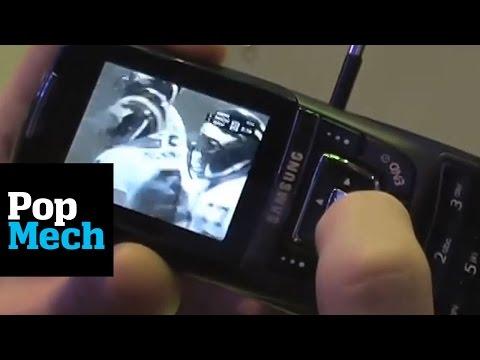 Live TV on Your Cellphone | PopMech
