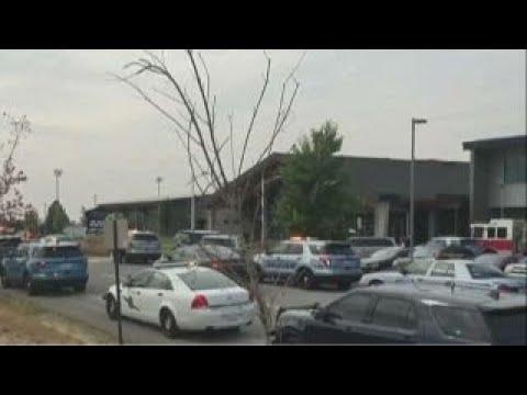 Report: Washington school shooting suspect in custody