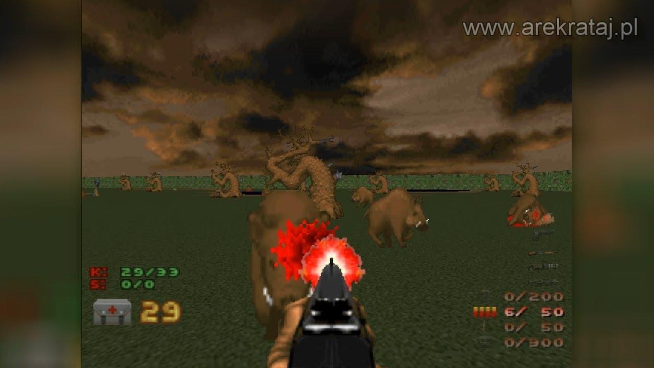 Afrykański Pomór Świń (Doom 2 Mod)