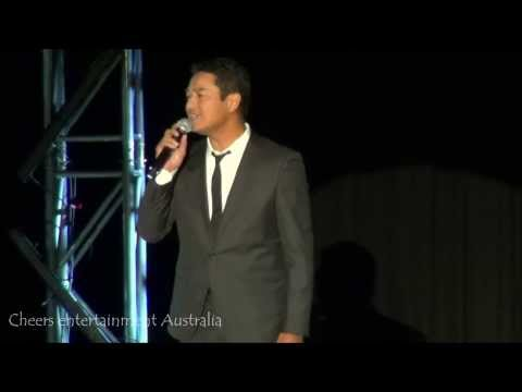 Ariel Rivera  in Sydney part 1