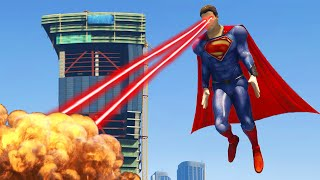 SUPERMAN MOD (GTA 5)