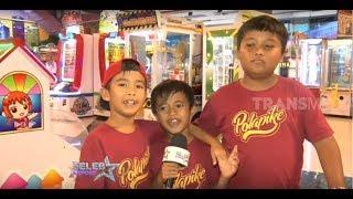 Trio BOCAH NGAPAK YA Kepincut Jenis Permainan di Ibu Kota