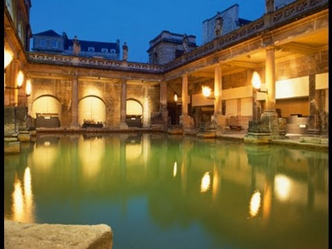 Creepy Places Global: The Roman Baths