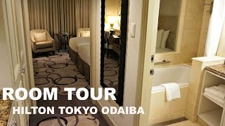 Hilton Tokyo Odaiba - Room Tour