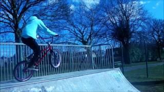 Longridge SkatePark bmx edit