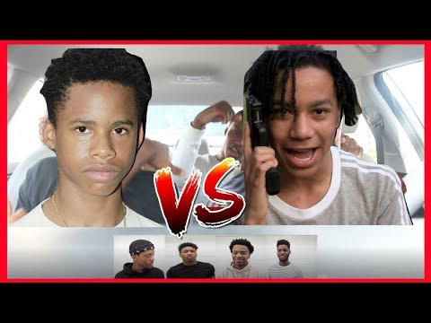 Aux Battles Elimination: TAY-K VS YBN NAHMIR