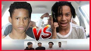 Aux Battles Elimination: TAY-K VS YBN NAHMIR