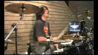 Cobus - Avenged Sevenfold - Bat Country (DRUMS COVER)