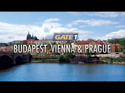 Budapest, Vienna and Prague – Central Europe trips with Gate 1 Travel