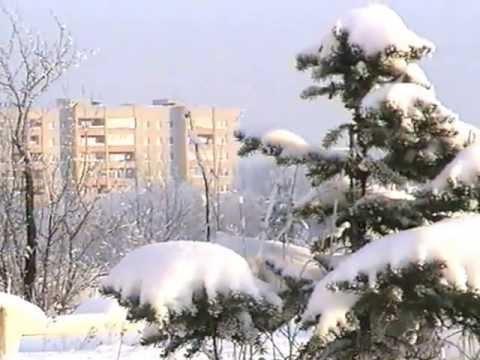Студия 7.  Зима, Дубна, 1993 год (плёнка с камеры)