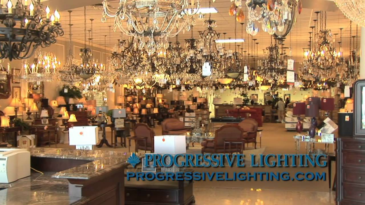 Progressive Lighting Atlanta Ga