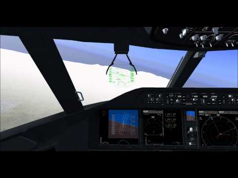 Dreamliner Tutorial Number 4 - Howto Use Vertical Navigation
