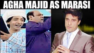 Agha Majid as Marasi - CIA   Atv