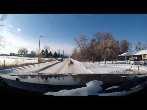 Longmont snow drive