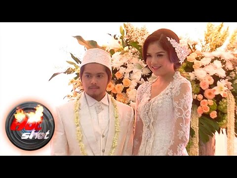 Anak Rano Karno, Raka Widyarma Resmi Menikah - Hot Shot 01 Mei 2016