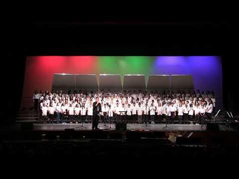 Rosa International Middle School - Vocal Concert - 1