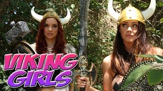 Video VIKING GIRLS Alison Tyler & Jayden skit & behind the scenes - SLIVAN #386 download MP3, 3GP, MP4, WEBM, AVI, FLV April 2018