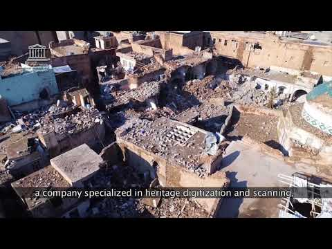 The old city of Mosul, a heritage in great danger