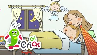 Ingerasul (rugaciune) - Poezii pentru copii CriCriCri