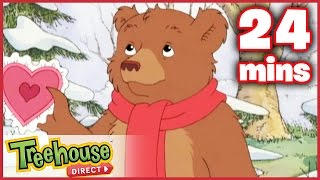 Little Bear - Valentines Day / Thinking Of Mother Bear / I Spy - Ep. 47