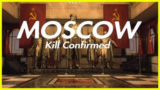 COD COLD WAR - MOSCOW Kill Confirmed Gameplay - Call of Duty 2020