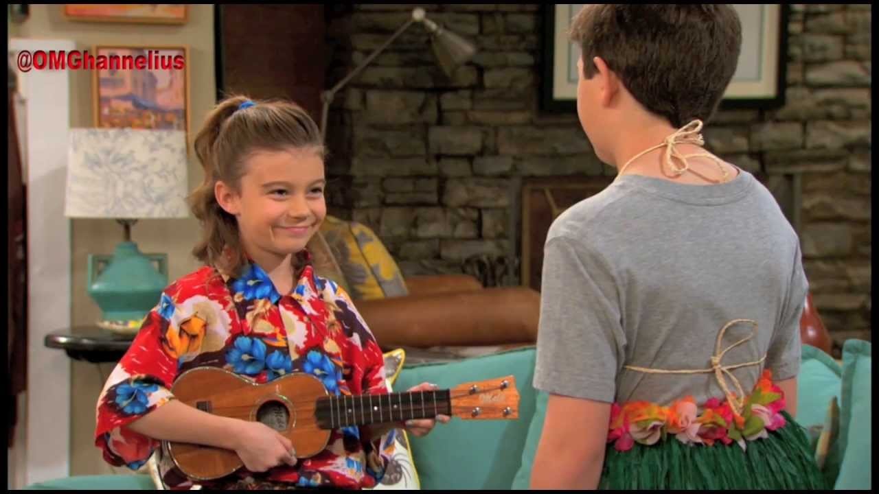 G Hannelius Everything She Was In Before Dog With A Blog Youtube