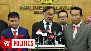 Anwar: I looked at myself in the mirror this morning