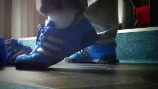 2b910fa1f8b7 Shoeplay with Adidas Marathon Trainer 2