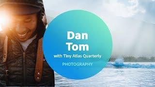 Live Photography with Tiny Atlas Quarterly & Dan Tom  - 1 of 2
