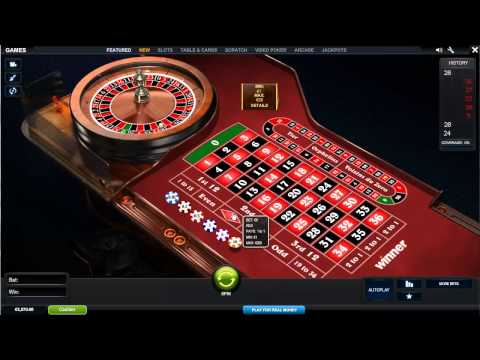 Video Online roulette gratis bonus