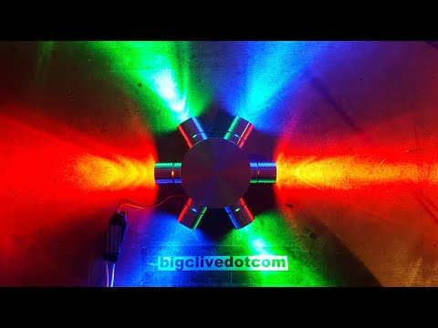 Very Hackable LED Star Light.
