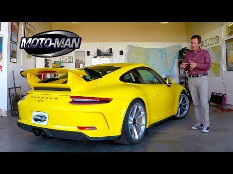 2018 Porsche 911 GT3 – 991.2 - TECH REVIEW (1 of 2)