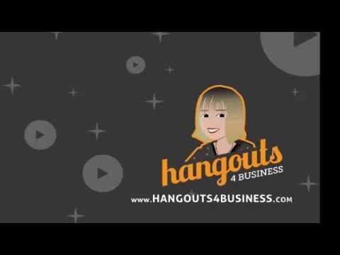 Google Hangouts For Your Business with Elene Marsden