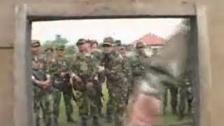 Special Forces US & Indonesia Combat Training