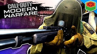 We Played SNIPERS ONLY in 3v3 Gunfight! | Call of Duty: Modern Warfare