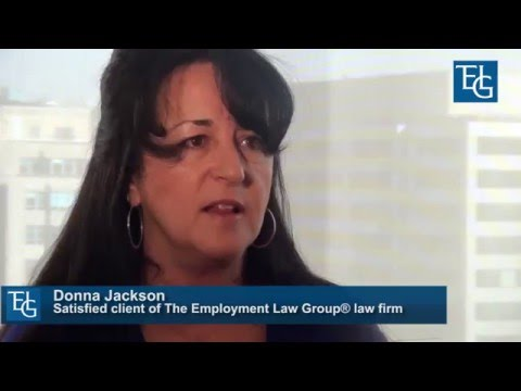 Whistleblower Attorney Client Testimonials | Donna Jackson