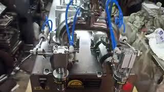 Distemper pouch packing machine Distemper paint pouch filling machine