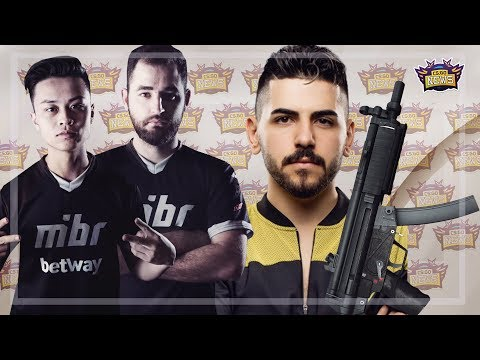 MiBR Roster is Here Fazes Fake Post MP5 and Zeus Rumors Brazilian Fans Spit and More